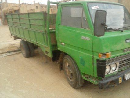 بيع شاحنة تويوتا بلاطو 1984 بحالة جيدة موتور معاود جديد
