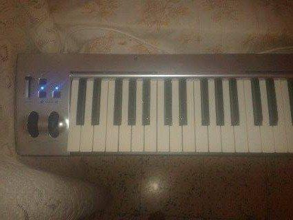 clavie midi m-audio keyrig 49