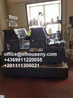 1ماكينة طباعة هايدلبرج جي تي1992