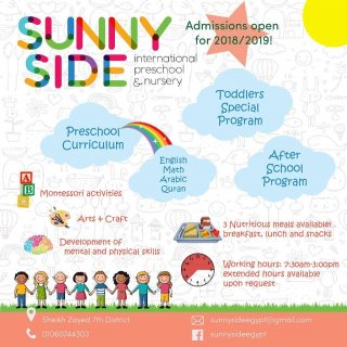 Sunnyside International preschool and nursery
