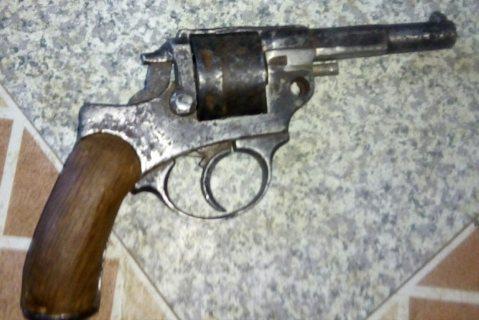 مسدس تاريخي