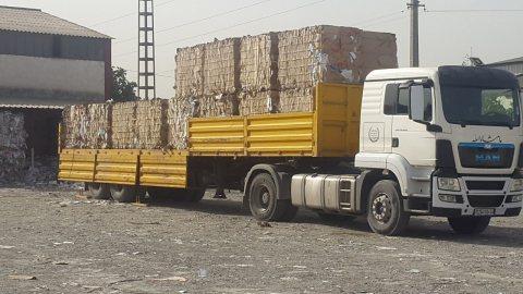 جمع / إسترجاع، إعادة تدوير و تصدير الورق الجزائر