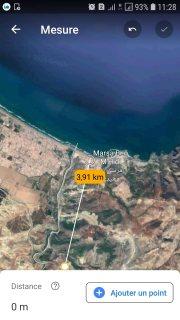 بيع قطعة ارض بمدينة  بورساي تلمسان