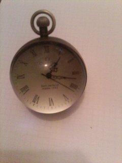 ancien montre boule omega 1882
