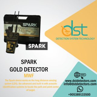 Best Long Range Gold Detectors SPARK
