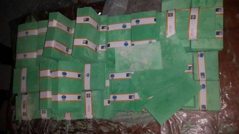 Solution ssd Nettoyage des billet vert