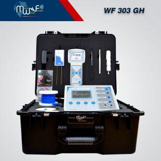 جهاز كشف المياه الجوفية WF 303 GH  تقنية امريكية