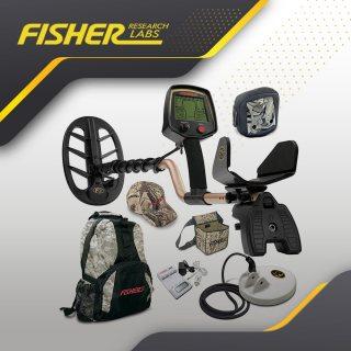 جهاز Fisher F75 كاشف العملات و الذهب 2021