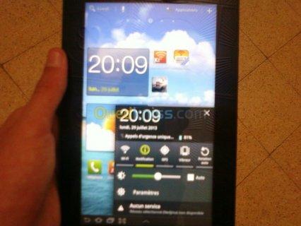 Galaxy tab 7 plus GT-P6200 avec puce