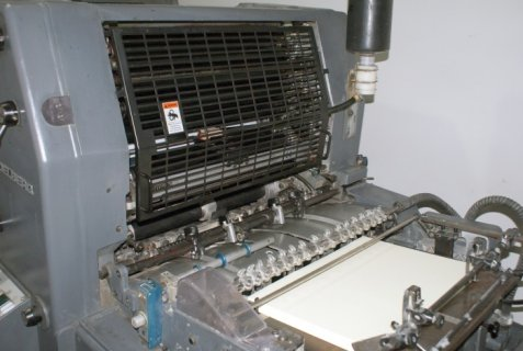 صور Ref.-Nr.:  13002 Heidelberg GTOZ 52, Plusversion Year 1991– 36 x 1