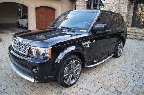 2012 range rover sports supercharged