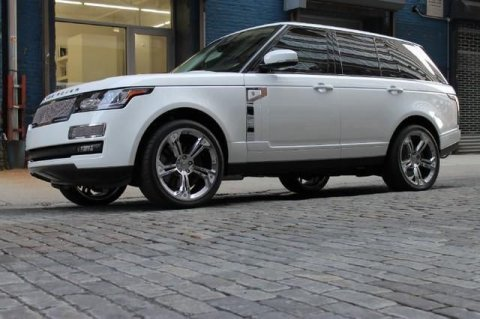 Neatly Used 2013 Land Rover Range Rover HSE for sale