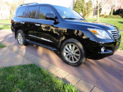 2011 Lexus LX 570 full option
