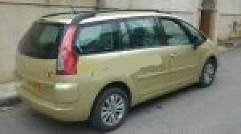 سيارة عائلية سيتروين C4 بيكاسو7P 2009