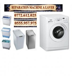 REPARATION MACHINE A LAVER A DOMICILE ALGER