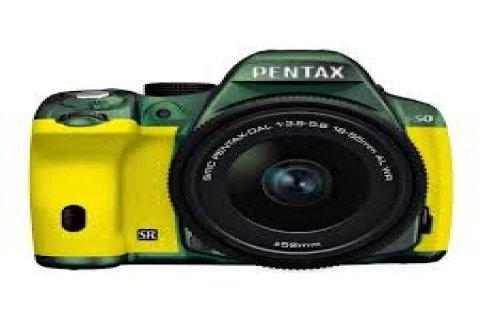 PENTAX K50 avec objectif 35mm