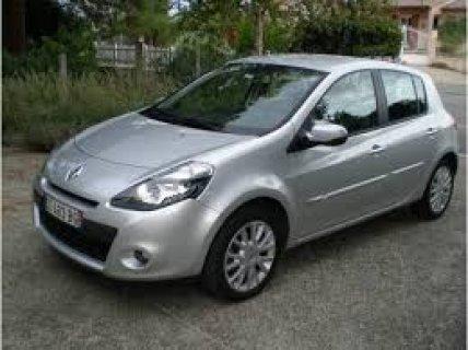 بيع سيارة من نوع كليو 3    1.4 السنة 2010  او تبديل  èchange