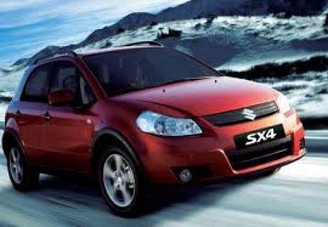 سيارة سوزوكي SX4 AWD للبيع