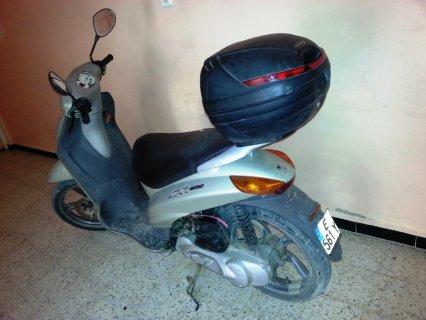 بيع دراجة نارية نوع بيجو فرنسية الصنع