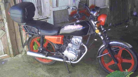 ZENATI 152CC