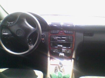 مرسيدس موديل C C220 CDI 2001 ديزل  المحرك: 220   CDI C