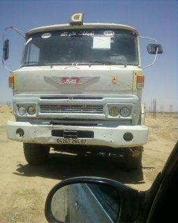 vendre camion hino zm