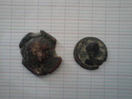 قطع نقدية رومانية