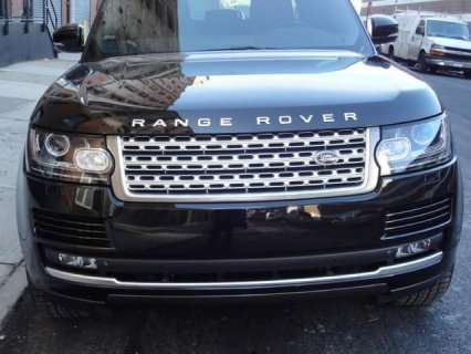 2013 Land Rover Range Rover Supercharged -