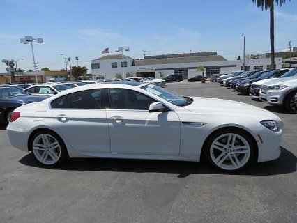 2013 BMW 650 Gran Coupe i