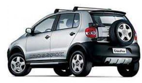 للبيع volkswagen fox cross سيارة