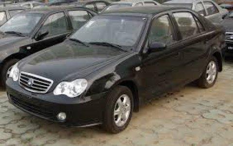 سيارة geely ck