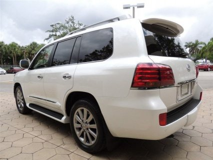 Used Lexus Lx570 2011 Model
