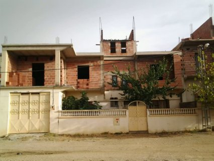 منزل للبيع بتاملوكة ولاية قالمة