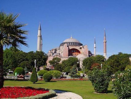 VOYAGE ORGANISEE ISTANBUL FIN D\'ANNEE