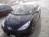 للبيع او التباذل سيارة بيجو 307  عام 2007 1.6hdi المسافة 208500