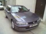 بيجو 406 مانوال رمادي موديل2002