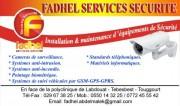 Installation et maintenance  D'équipements De Sécurité