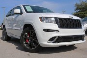 2013 Jeep Grand Cherokee SRT-8